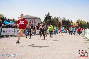 Video oficial Balti Kids Run 2017